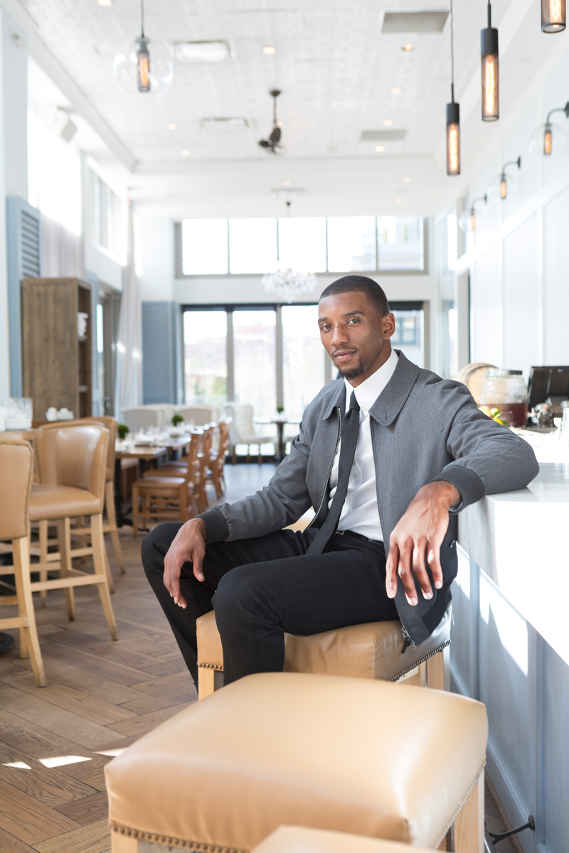 Malcolm Mitchell at Southern Gentleman