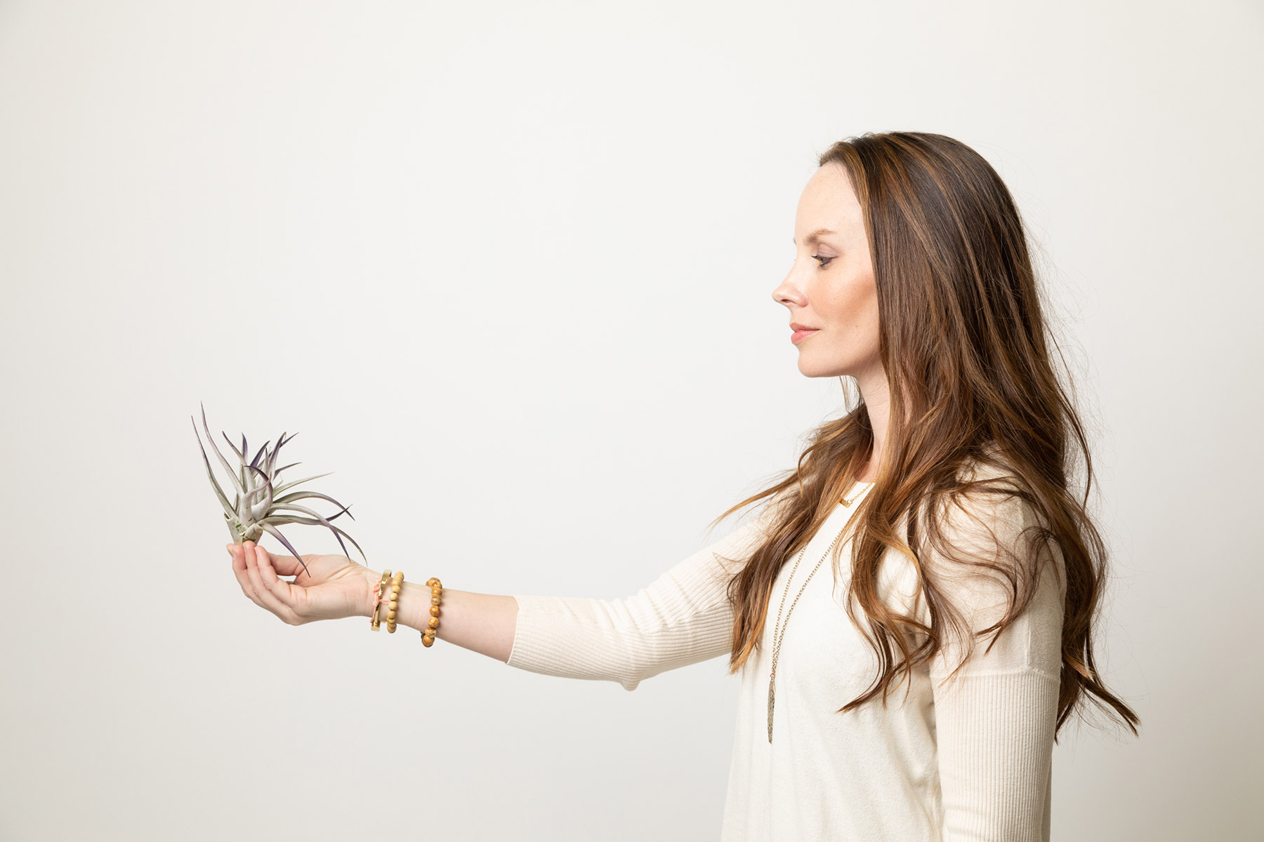 Pike Nurseries Woman with Airplant